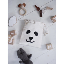 Load image into Gallery viewer, Fabric Bag - Panda Small