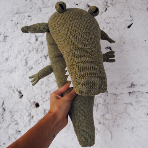 crocodile soft toy uk
