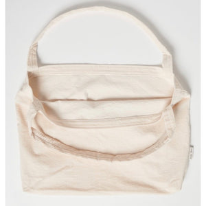 Rib Hand Bag - Off White