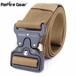 Belt - Men's Heavy Duty US Soldier Combat Tactical Belts ( Buy one, the second one 30% OFF ) - Bevsu