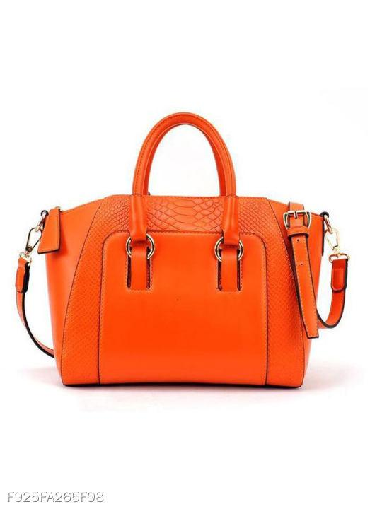 Luxury Plain Hand Bags For Women