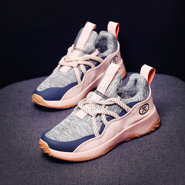 2019 New Women Casual Flat Canvas Sneakers