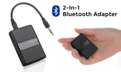 Bluetooth Adapter - 2-In-1 Transmitter & Receiver Bluetooth Adapter - Bevsu