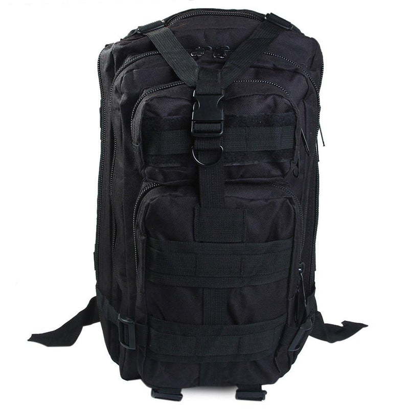 Backpack - Outdoor Military Tactical Backpack - Old - Bevsu