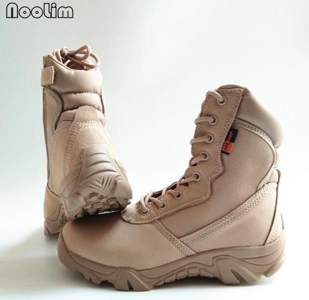 Boots - 2017 New US Super Light Military Tactical Desert Boots - Bevsu