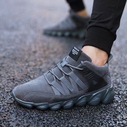 2019 Thick Bottom Men Running Comfort Male Athletic Shoes