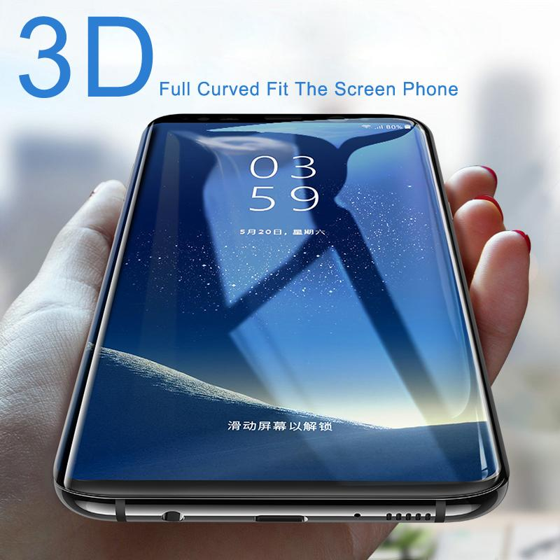 9H Protective Tempered Glass - bevsu