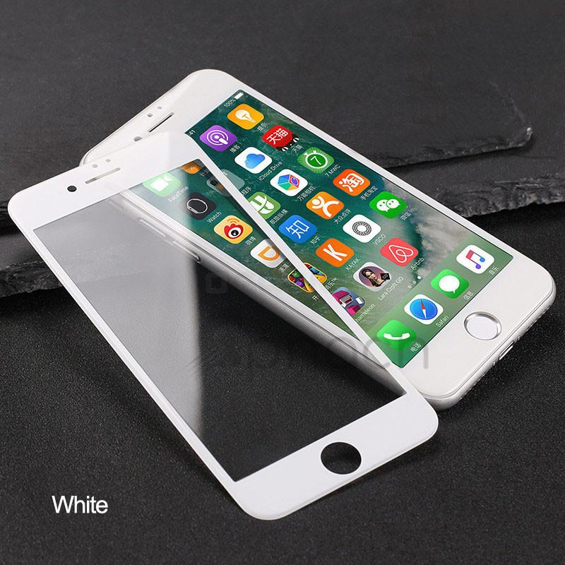 3D Full Cover Tempered Glass For iPhone 6s 6 7 8 Plus - bevsu