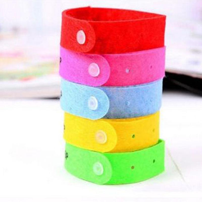 50pcs/Lot new Mosquito Killer Mosquito Repellent Bracelet,Mosquito Bangle,Mosquito Repellent Wrist for baby,adult - bevsu