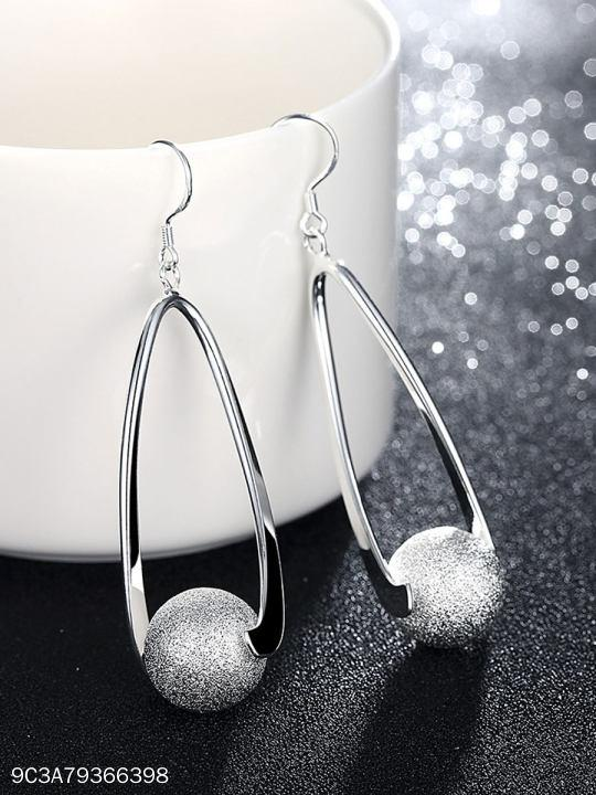 Metal Elegant Earring For Women