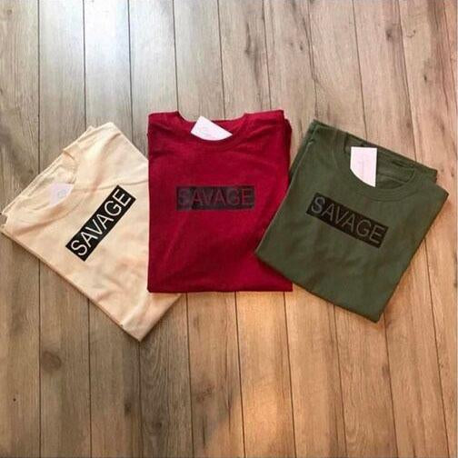 Short Sleeves Letter Print Scoop Loose T-shirt