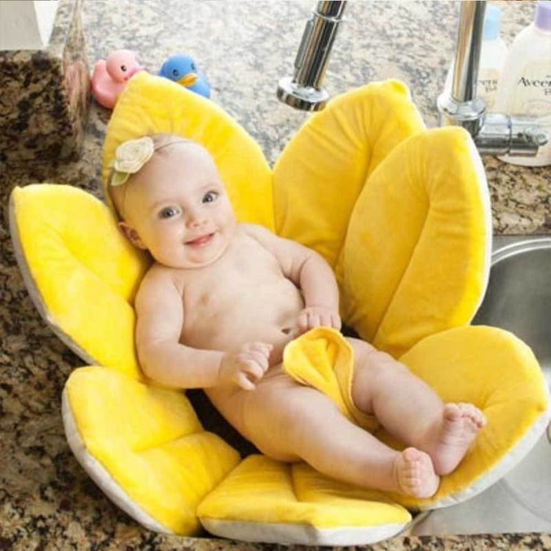 Blooming Sunflower Baby Bath Cushion (BUY ONE GET ONE 20% OFF) - Bevsu