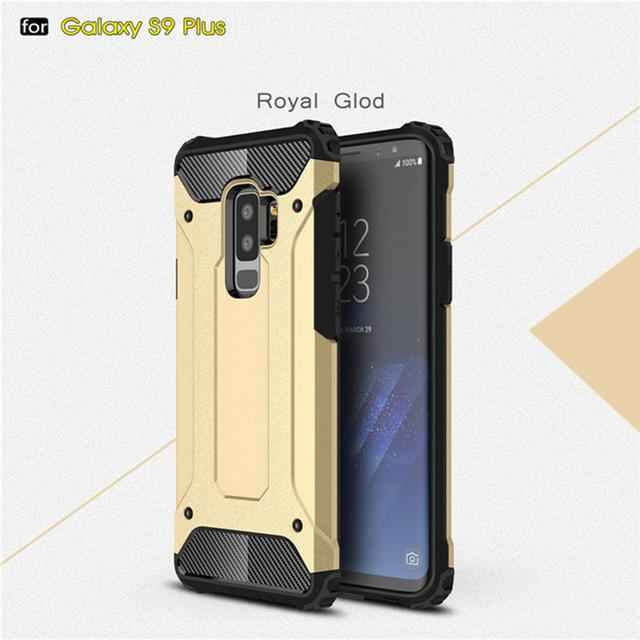360 Degree Protective Armor Case for Samsung S9 - bevsu