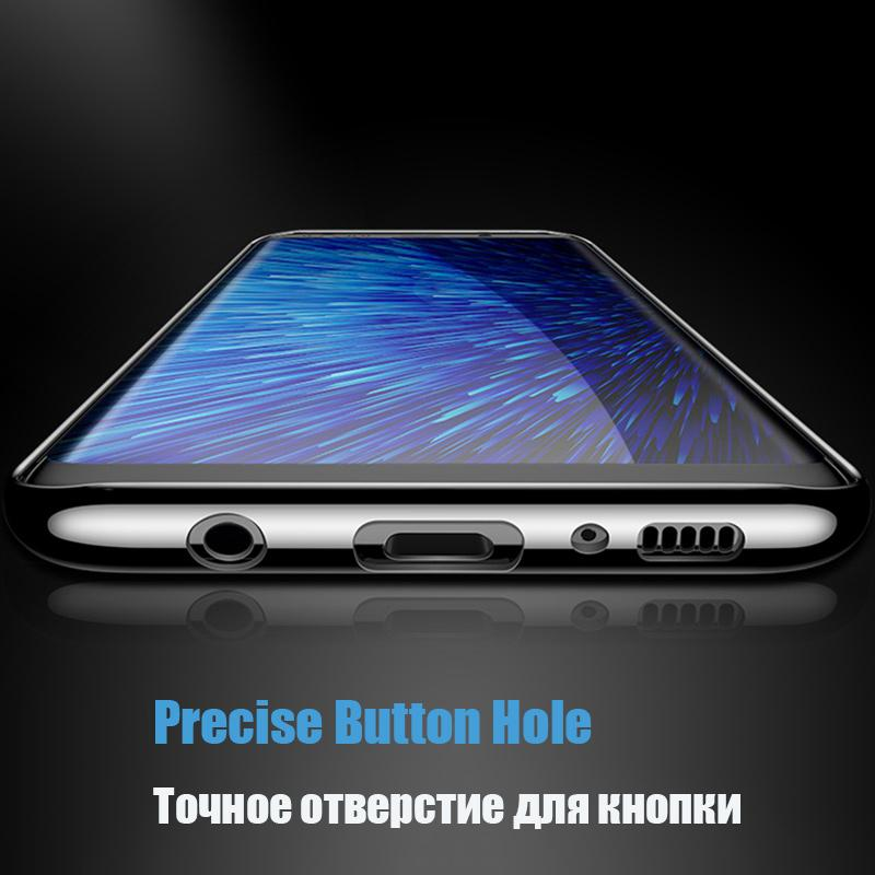 360 Electroplating Hard Plastic Cases For Galaxy S8 S8Plus - bevsu