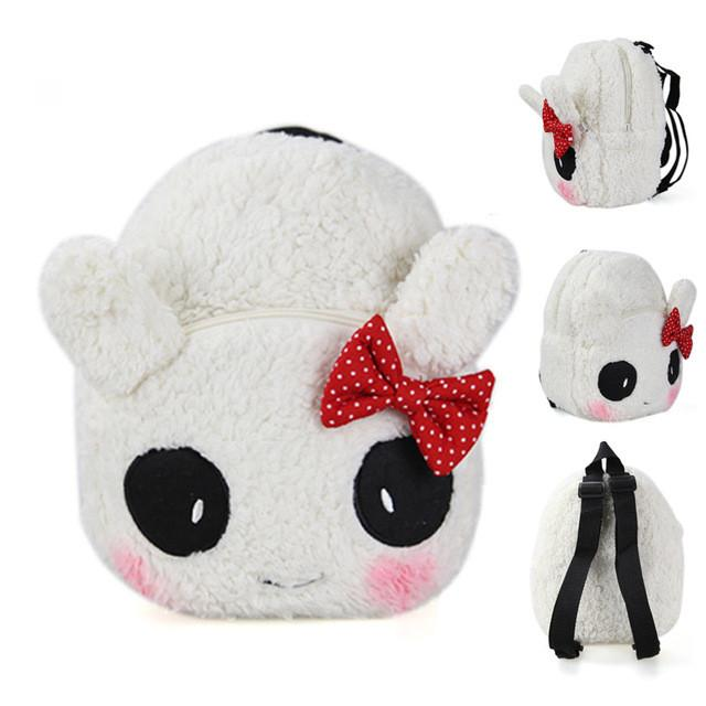 Backpack - High Quality Plush Cartoon Backpack For Kids - Bevsu