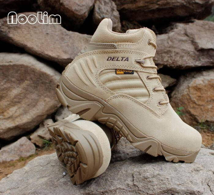 Boots - 2017 New High quality Autumn Winter Military Tactical Boots - Bevsu