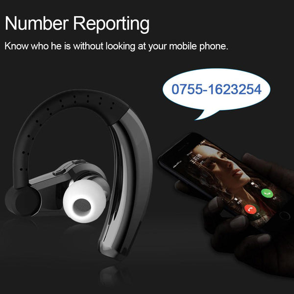 Bluetooth 4.1 Earphone-Ultralight Durable Painless Demountable Stereo Earphone-old2 - Bevsu