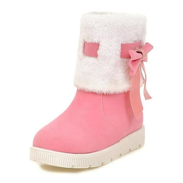 Boot - Winter Women's Cute Warm Fur Boots(BUY ONE GET ONE 20% OFF) - Bevsu