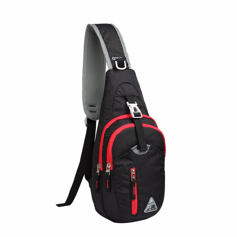 Bags - Multi-functional Cross Body Chest Pack Bag - Bevsu