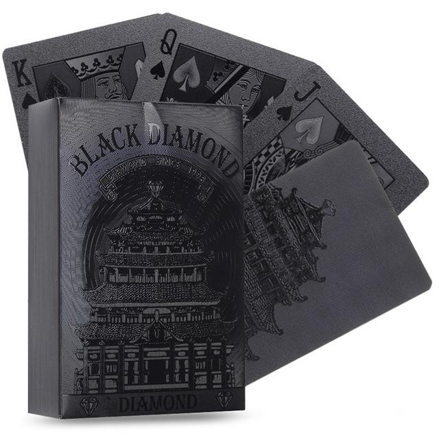 Black Diamond Playing card(Buy 2 Save 10%)-old - Bevsu