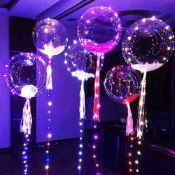 Balloons - Romantic Led Bubble Balloons - Bevsu