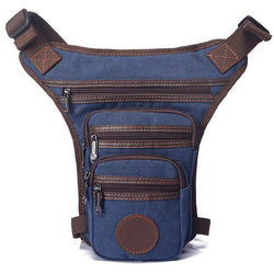 Bags - Canvas Drop Leg Bag Waist Pack