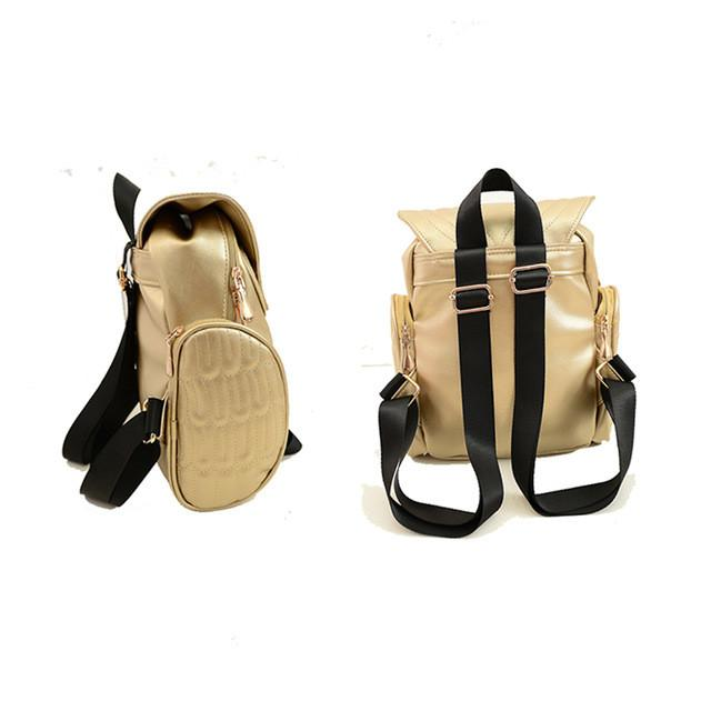 Backpacks - Newest X Feeling Fashion Gothic Design Women Backpacks - Bevsu