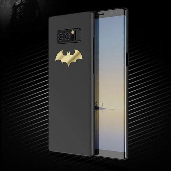 Batman Ultra Slim Shockproof Cases For Samsung Note 8 Galaxy S9/S9 Plus S8/S8 Plus S7/S7 Edge - Bevsu