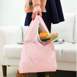 Folding Style Shopping Oxford Bag