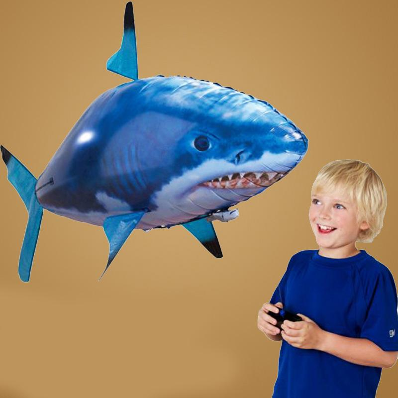 Air Shark - The Remote Controlled Fish - bevsu