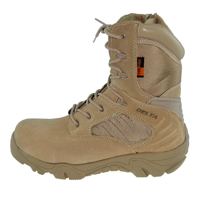 Boots - 2017 New Military Leather Tactical Desert Combat Boots-old - Bevsu