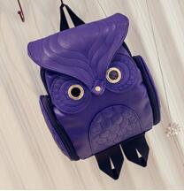 Backpack - Cool Owl Backpack - Bevsu