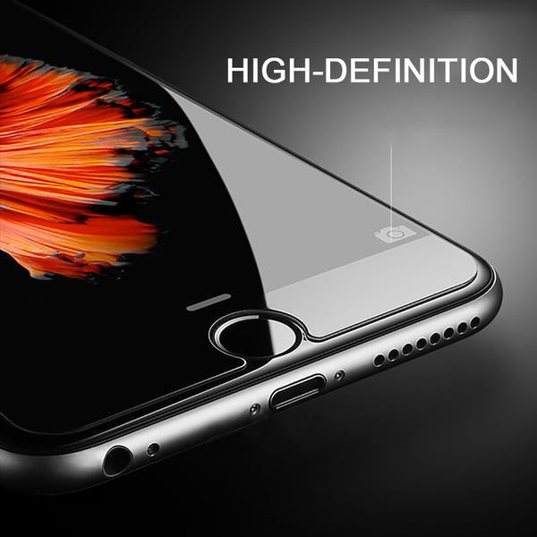 9H Premium Protective Tempered Glass for iPhone 8/ 8 Plus - bevsu