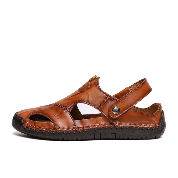 New casual men's soft sandals