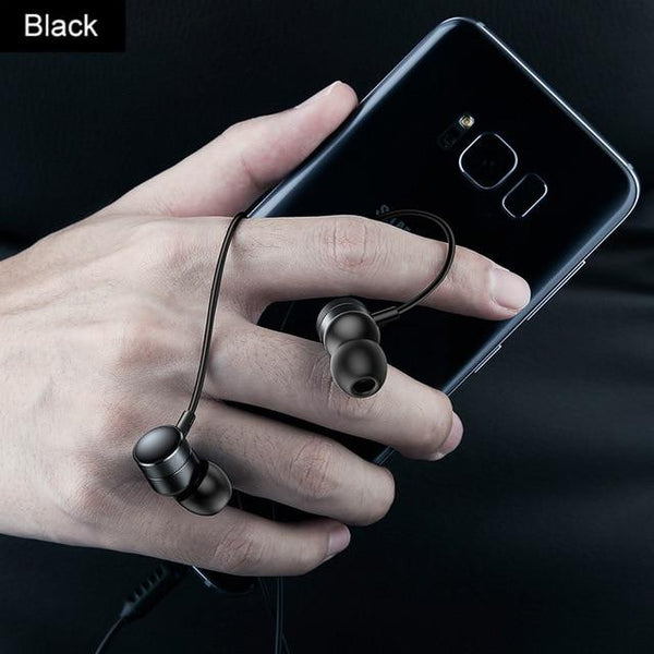 Consumer Electronics - In-Ear Sport Earphones with mic for Phone