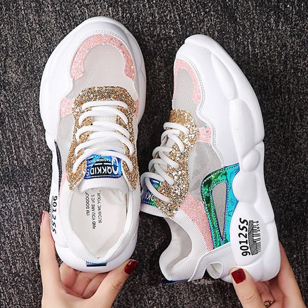 2019 Summer New Breathable Mesh Sneakers