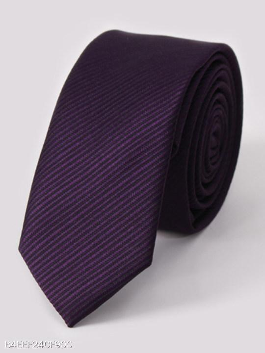 Formal Pinstripe Satin Tie For Men