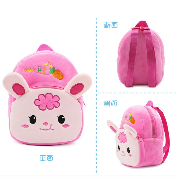 New Cute Children School Bag Cartoon