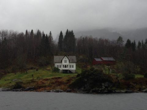 Norway, house