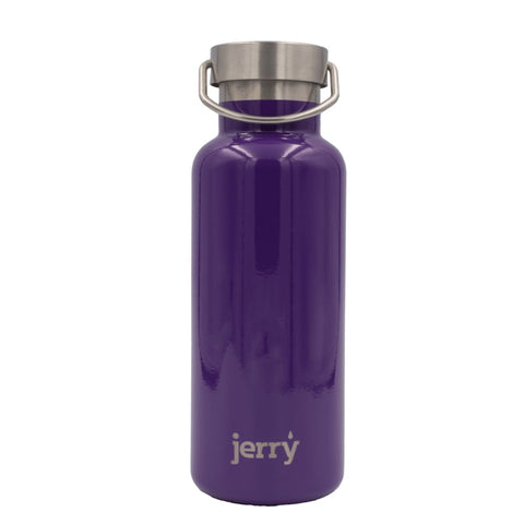550 ml water bottle - Purple - Water Bottle