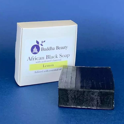 African Black With Lemon Soap - Soap