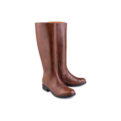 Alicia Boot Brown - Boots
