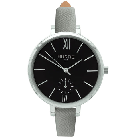 Amalfi Womens Watch - Silver / Black / Grey - Watch