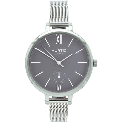 Amalfi Womens Watch - Silver / Grey / Silver - Watch
