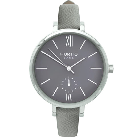 Amalfi Womens Watch - Silver / Grey / Grey - Watch