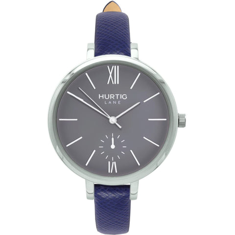 Amalfi Womens Watch - Silver / Grey / Blue - Watch