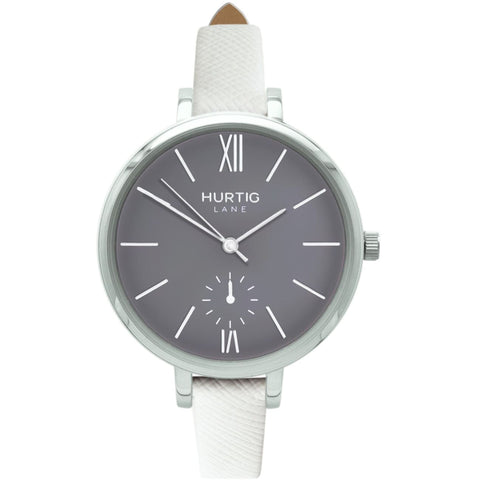 Amalfi Womens Watch - Silver / Grey / White - Watch