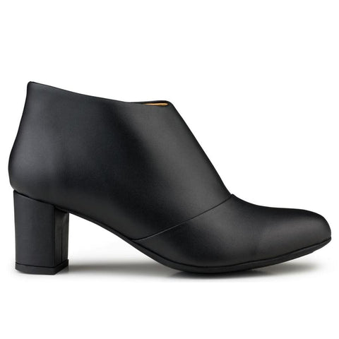 Anna Bootee Black - Boots