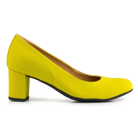 Anna Lime Green - Shoes