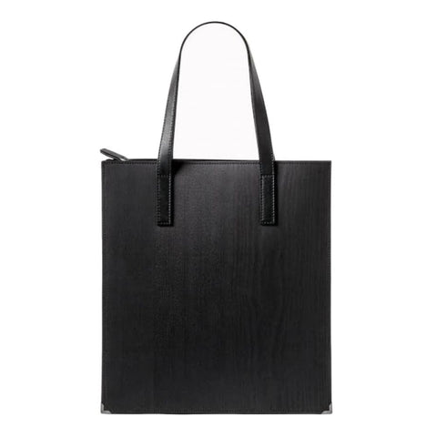 Arboria - Vegan Shopper - Black - Tote